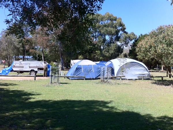 Amity Point Camping Ground - Australia Accommodation