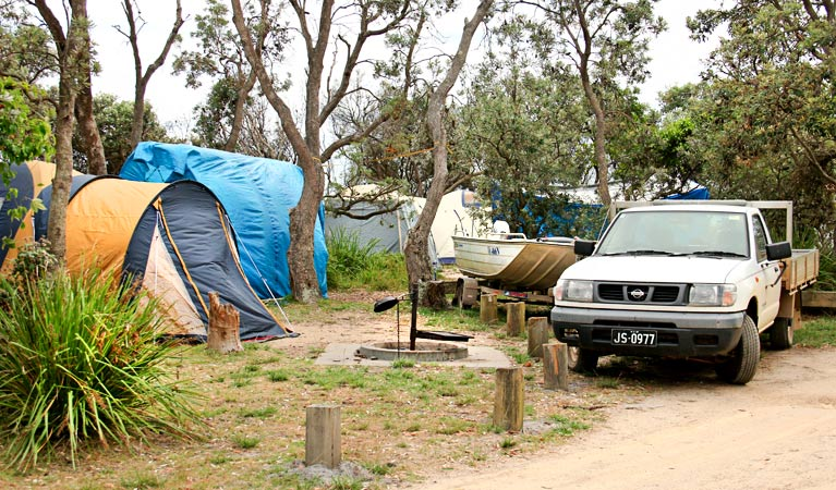 Picnic Point campground - Australia Accommodation