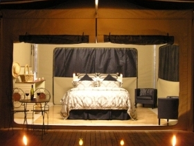 Ketchups Bank Glamping - Australia Accommodation