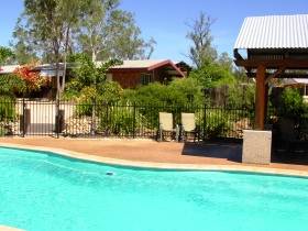 Rubyvale Motel and Holiday Units - Australia Accommodation