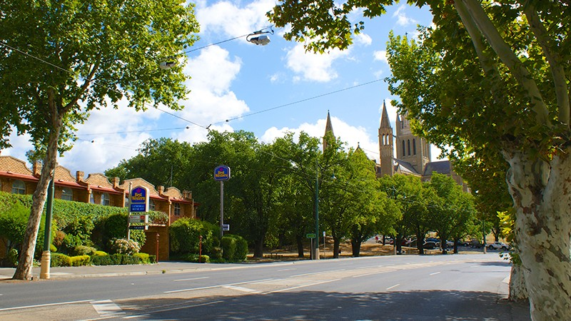 BEST WESTERN Cathedral Motor Inn - Australia Accommodation