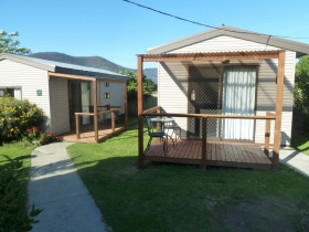 Hobart Cabins and Cottages - Australia Accommodation