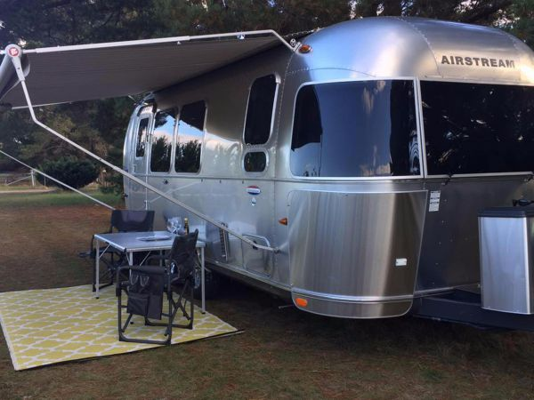 Silver Bullet Airstream Accommodation