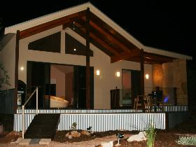 Pike River Luxury Villas - Australia Accommodation