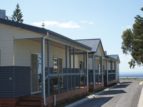 Port Vincent Caravan Park and Seaside Cabins - Australia Accommodation