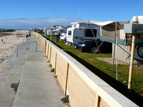 Port Vincent Foreshore Caravan Park - Australia Accommodation