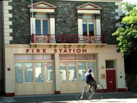 The Fire Station Inn - Fire Engine Suite - Australia Accommodation