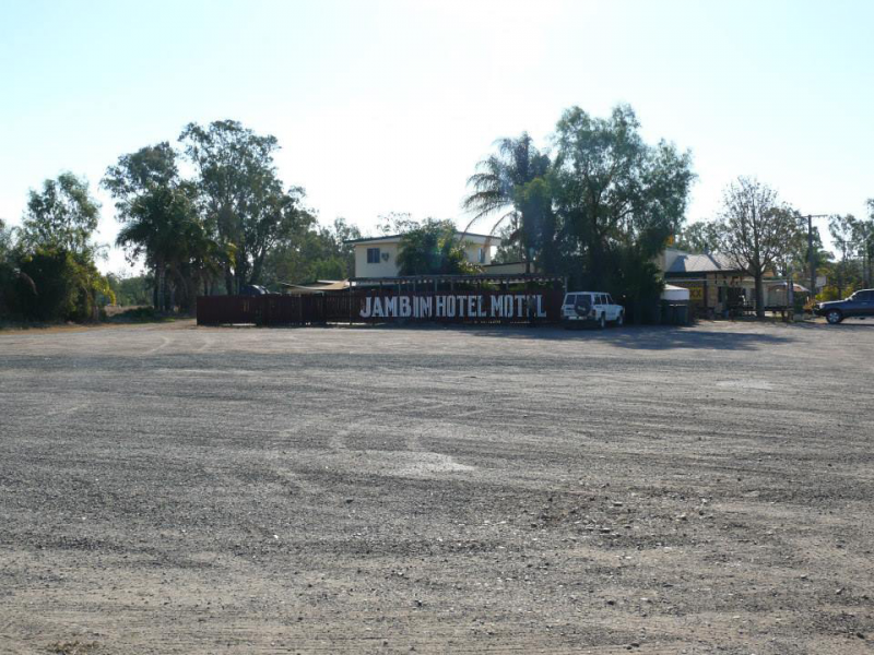 Jambin Hotel-Motel - Australia Accommodation
