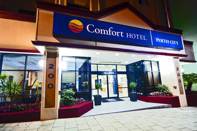Comfort Hotel Perth City - Australia Accommodation