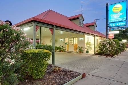 Comfort Inn Goondiwindi - Australia Accommodation