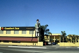 Comfort Inn Scotty's - Australia Accommodation