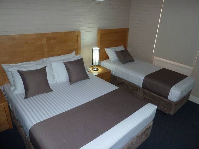 Dongara Hotel Motel - Australia Accommodation