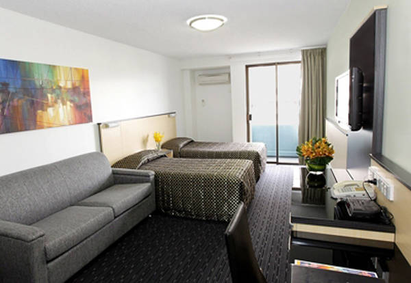 Comfort Inn and Suites Goodearth Perth - Australia Accommodation