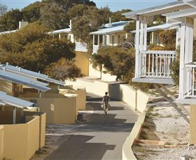 Rottnest Island Authority Holiday Units - Geordie Bay - Australia Accommodation