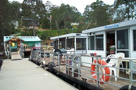 Clyde River Houseboats - Australia Accommodation