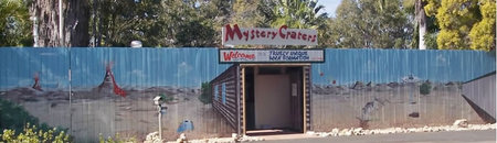 Mystery Craters - Australia Accommodation