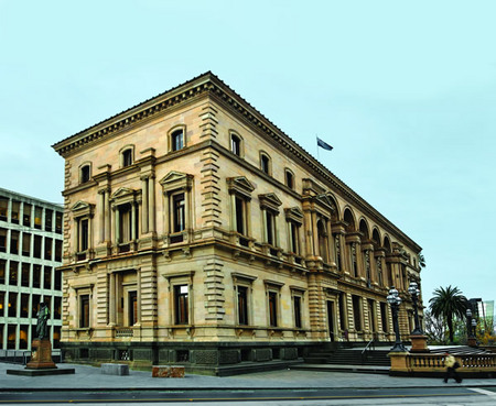 Old Treasury Building - Australia Accommodation
