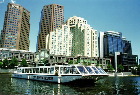 City River Cruises Melbourne - Australia Accommodation