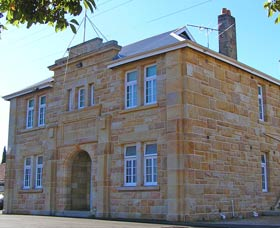 Memorial Hall - Australia Accommodation