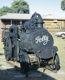 Steam Locomotive Museum - Australia Accommodation