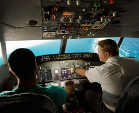 Jet Flight Simulator Sydney - Australia Accommodation