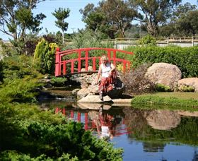 Wellington Osawano Japanese Gardens - Australia Accommodation