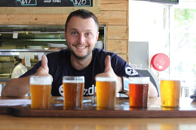 Capital 3in3 - 3 Craft Beer Hotspots in 3 Hours - Australia Accommodation