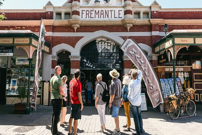 Small-Group History of Fremantle Walking Tour - Australia Accommodation