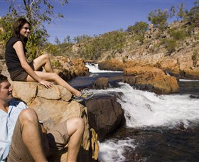 Crystal Falls - Australia Accommodation