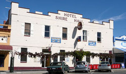Shire Hall Hotel - Australia Accommodation