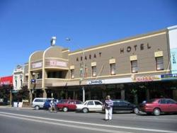 Ararat Hotel - Australia Accommodation