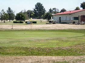 Campbell Town Golf Club - Australia Accommodation