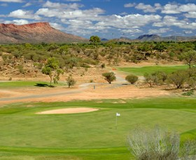Alice Springs Golf Club - Australia Accommodation