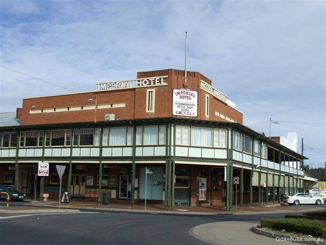 Imperial Hotel Coonabarabran - Australia Accommodation