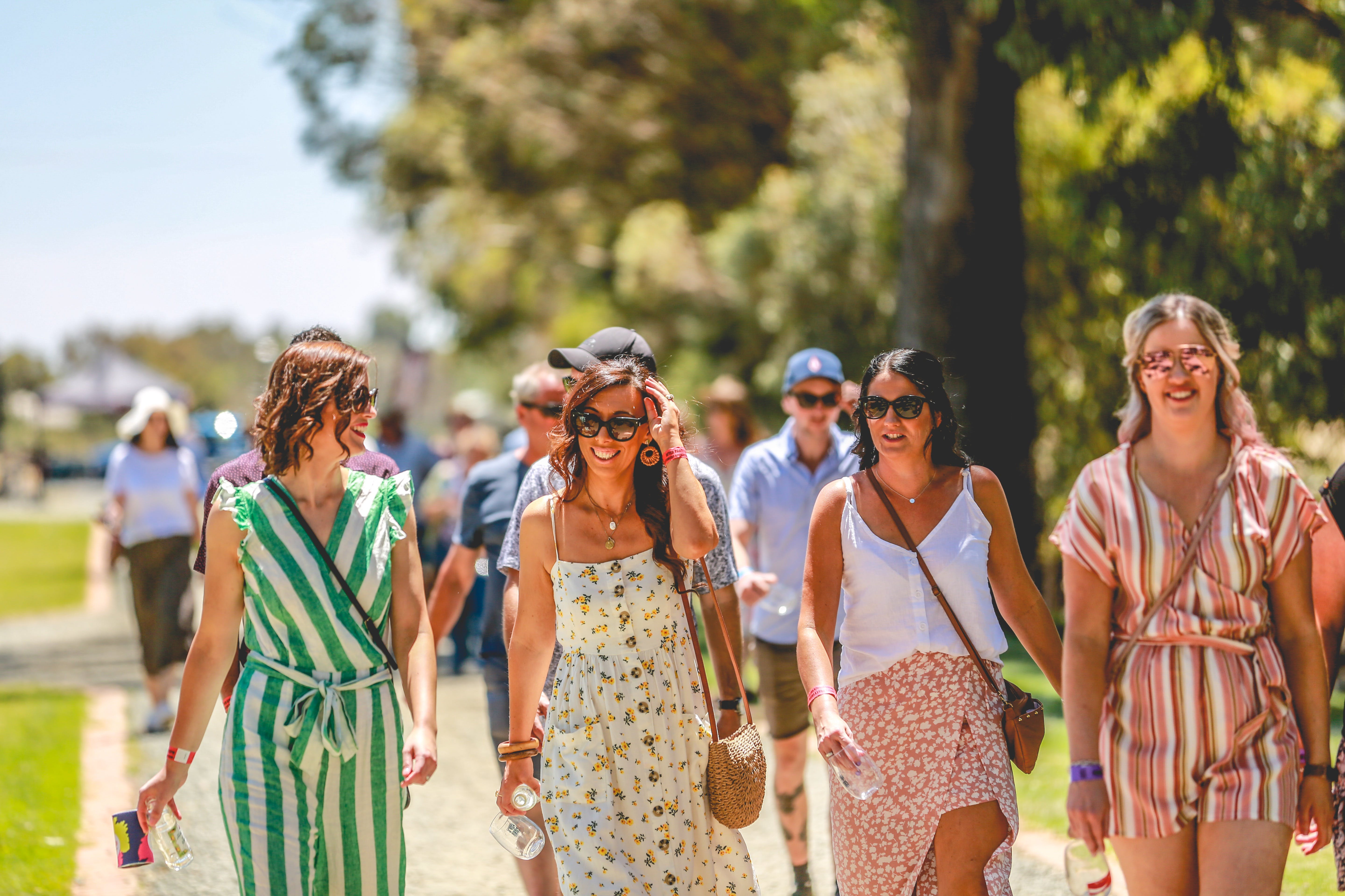 Perricoota Pop and Pour Festival - Echuca Moama - Australia Accommodation