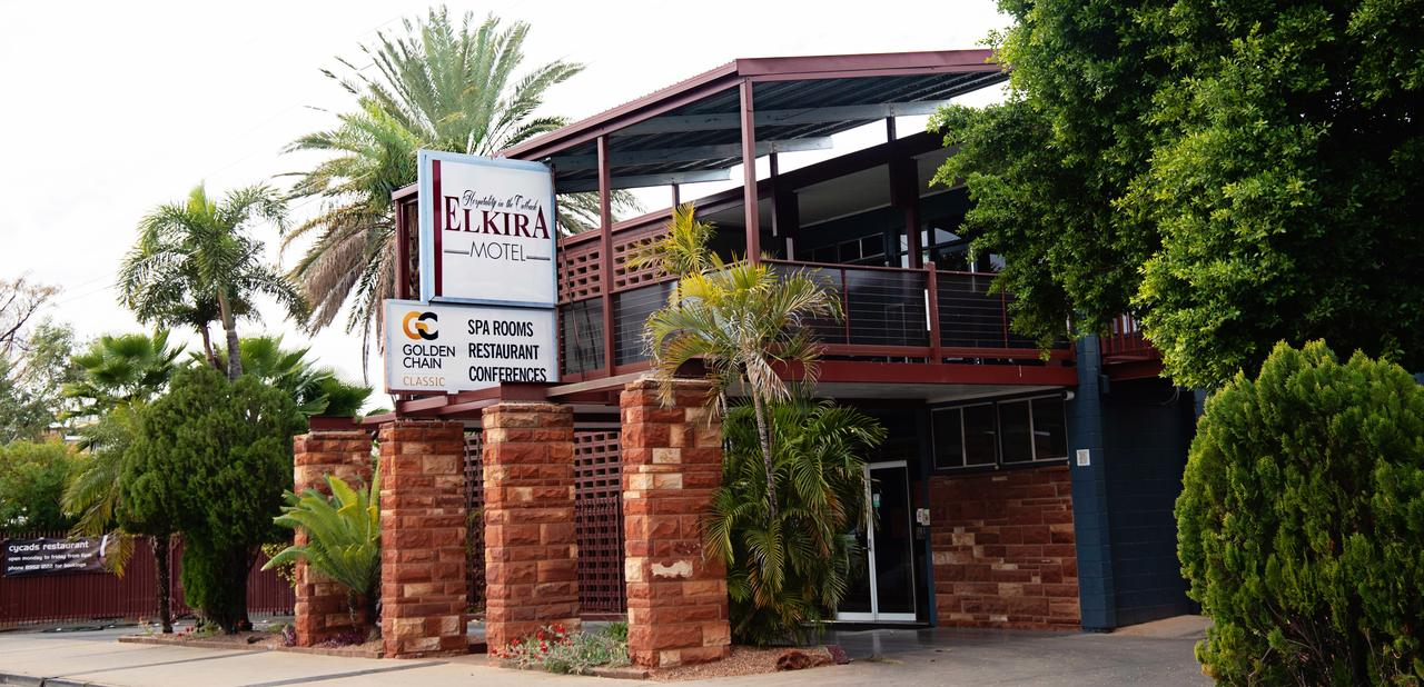 Elkira Court Motel Alice Springs