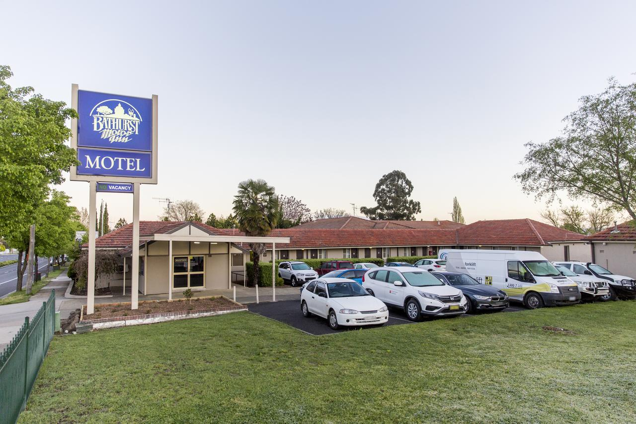 Bathurst Motor Inn - Australia Accommodation