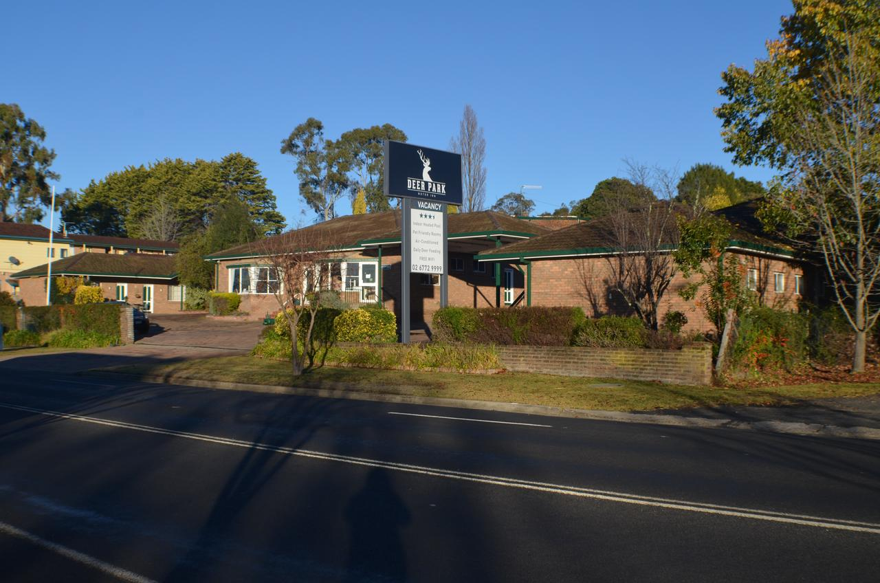 Deer Park Motor Inn - Australia Accommodation