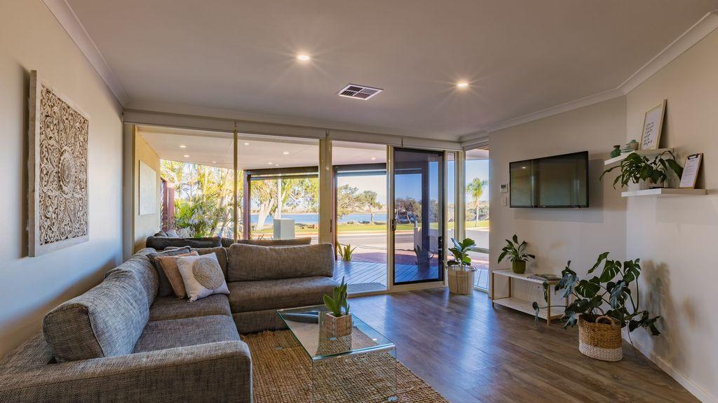 Starboard Views Kalbarri - River Front Apartment - Australia Accommodation