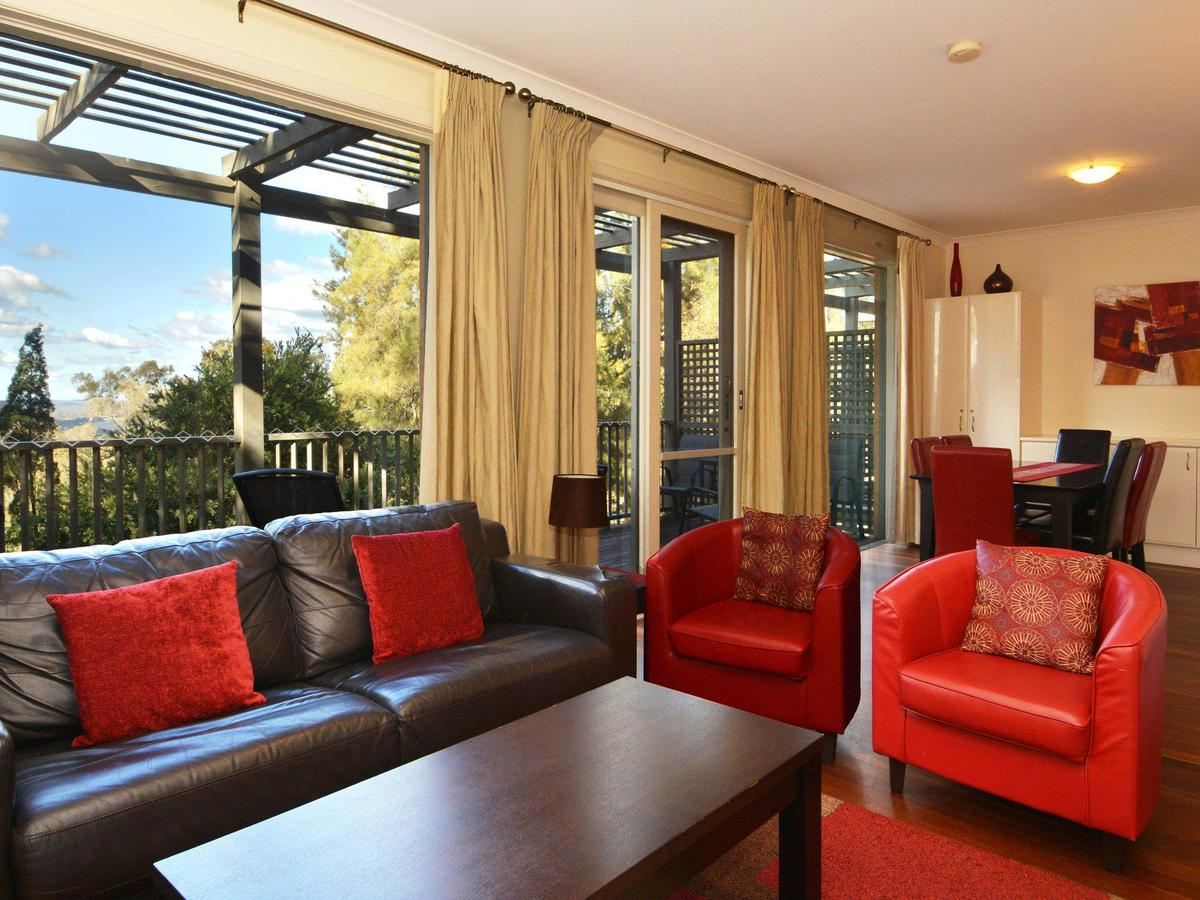 Villa Cypress located within Cypress Lakes - Australia Accommodation