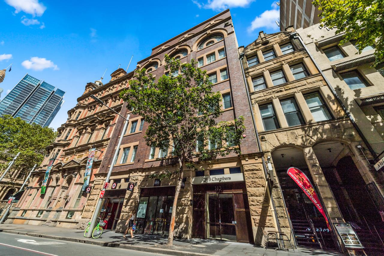 Sydney Hotel QVB - Australia Accommodation