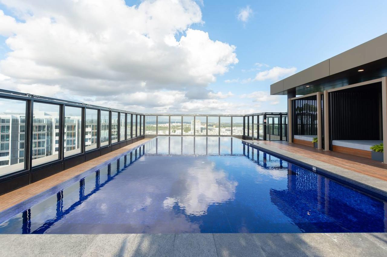 Japanese Style waterfront apt wt rooftop pool - Australia Accommodation