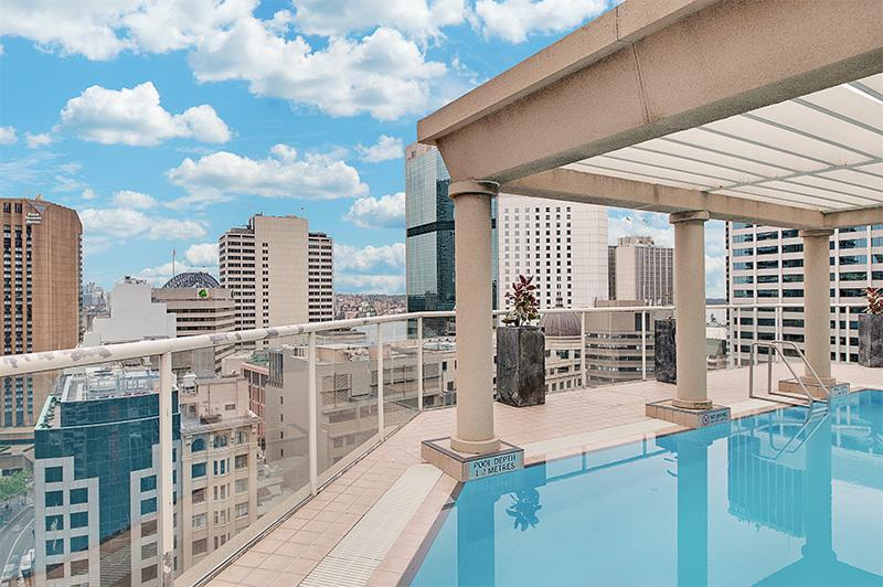 Wyndel Apartments Sydney CBD - Bond - Australia Accommodation