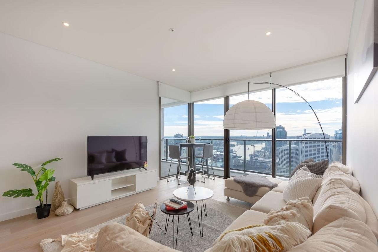 High Rise apt in Heart of Sydney wt Harbour View - Australia Accommodation