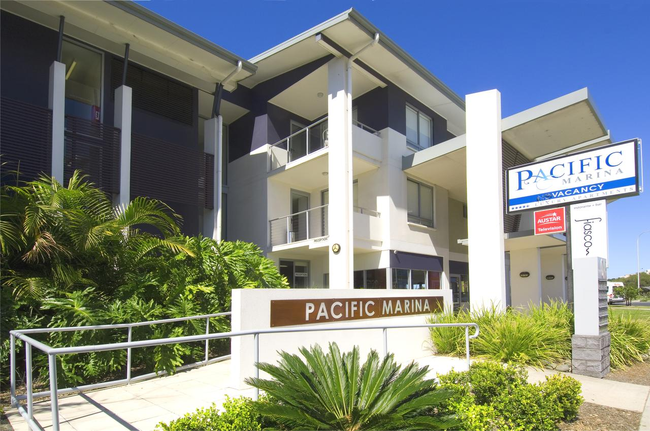 Pacific Marina Apartments - Australia Accommodation