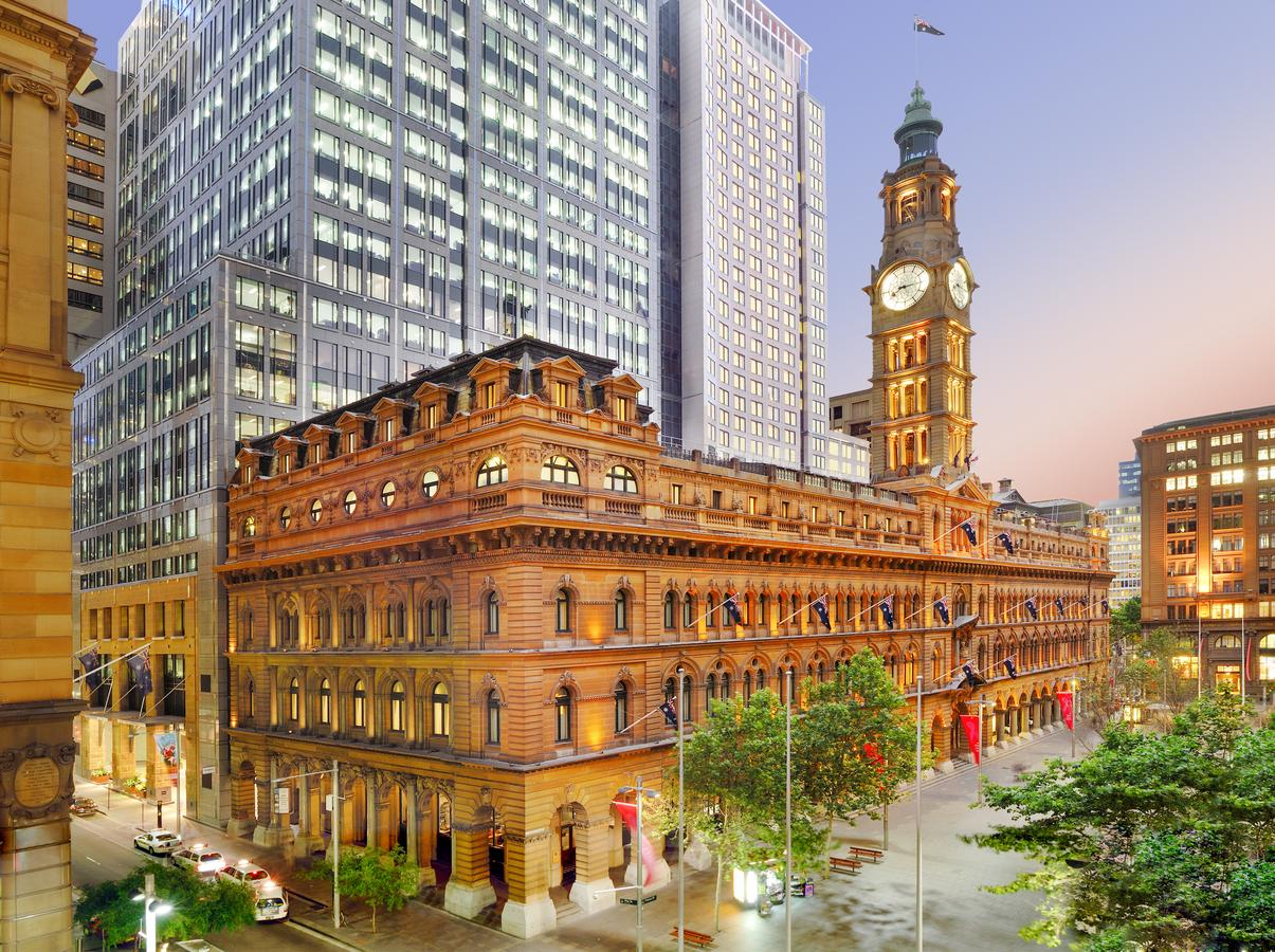 The Fullerton Hotel Sydney - Australia Accommodation