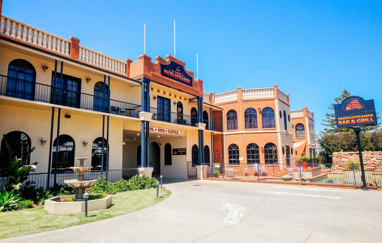 Albury Paddlesteamer Motel - Australia Accommodation