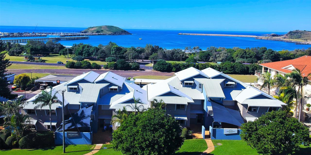 The Observatory Holiday Apartments - Australia Accommodation