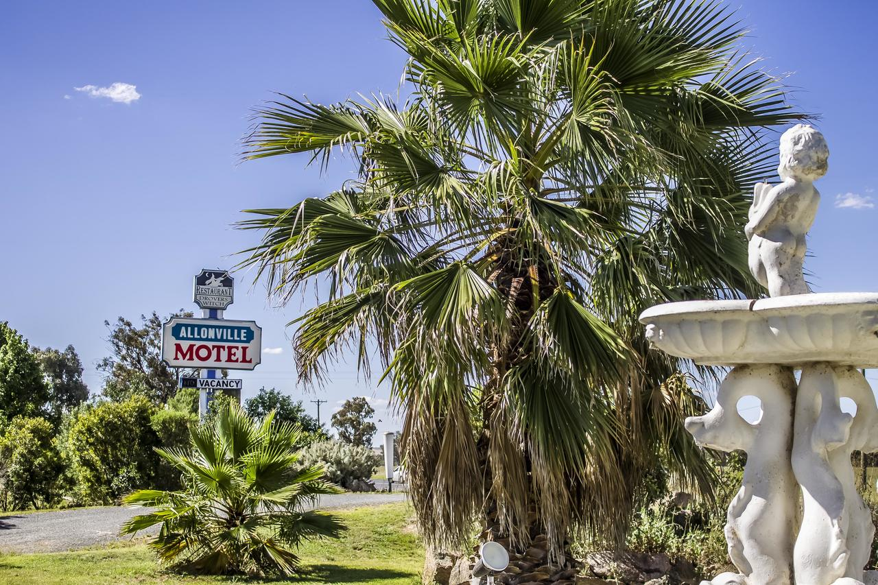 Allonville Gardens Motel - Australia Accommodation