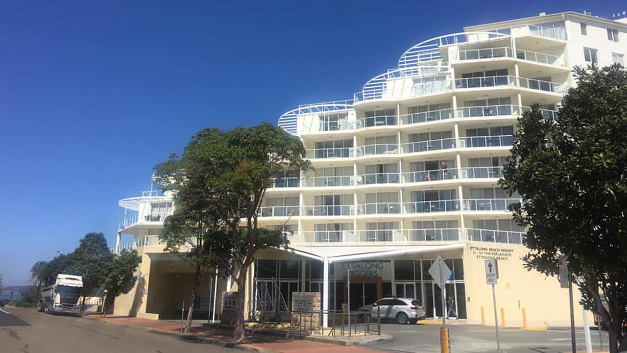 Ettalong Beach Premium Waterview Apartments - Australia Accommodation